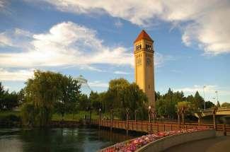 Central Spokane