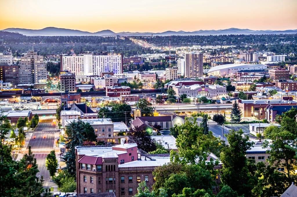 North-Spokane